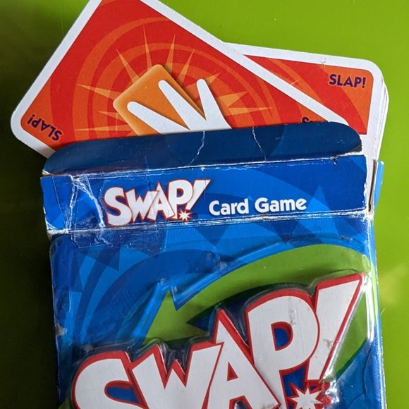 SWAP and MAD GAB games